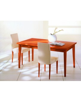 Table à manger rect./carré LYRA