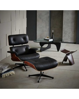 Lounge chair & Ottoman EAMES