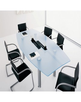 Table ovale MILLENIUM