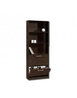 Bibliothèque meuble à chaussures NORA