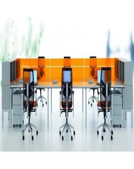 Bureau bench GRAPHICA IV