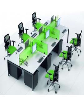 Bureau bench GRAPHICA VI